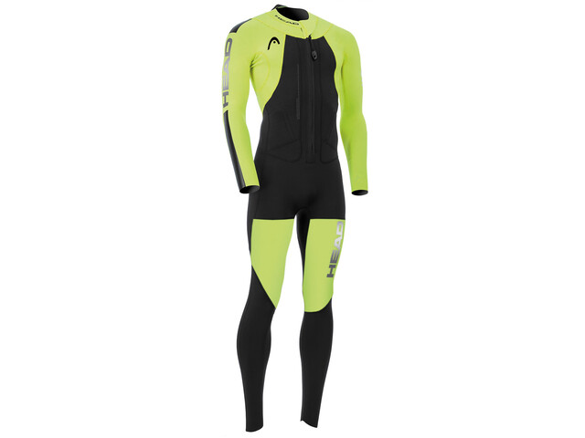 Head Swimrun Rough 4.3.2 Combinaison Homme, yellow/black